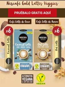 Prueba gratís la nueva gama de Nescafé Gold mediante reembolso