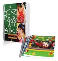 CÓDIGO 40% cupón de descuento en cuadernos con fotos.