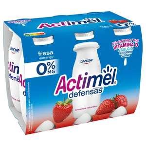 1 Pack de Actimel de 6 Unidades