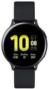 Samsung Galaxy Watch Active 2 - Aluminio, LTE, 44mm, color Negro,