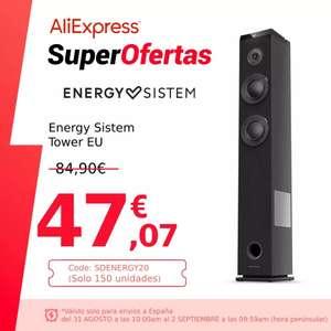 Energy Sistem Tower EU True Wireless 65W