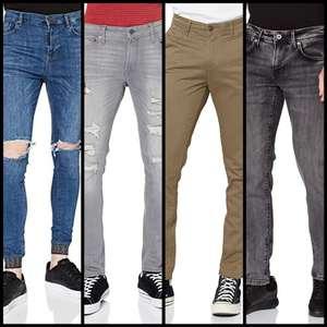 Recopilación 50 Pantalones para Hombre (Pepe Jeans, Springfield, Levi's...)