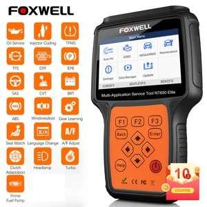 FOXWELL NT650 Elite OBD2 [diagnóstico/reset automotriz][Envío desde España]