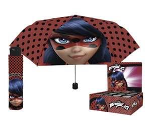 PERLETTI Paraguas mini Ladybug