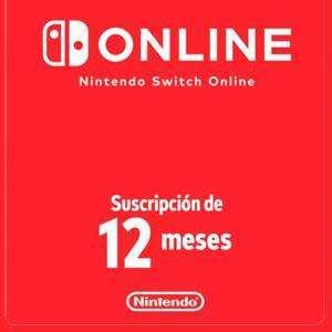 Nintendo Switch Online Familiar 25€ + Juegos en la Descripción