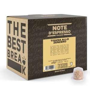 Cápsulas compatibles con Nespresso sabor jengibre