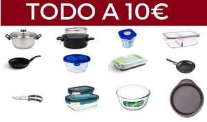 Promoción vuelta al hogar TODO A 10€