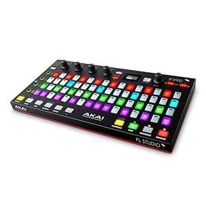 AKAI FIRE Controlador MIDI FL Studio   Reaco Muy Bueno   -30% al Tramitar