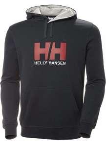 Helly Hansen Logo Hoodie HH Sudadera con Capucha