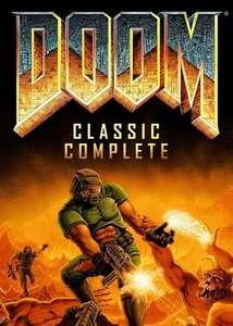 Doom Classic Complete Steam Key GLOBAL a 1,42