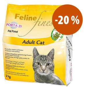 PORTA 21 FELINE pienso para gatos 20% + 5% DESCUENTO