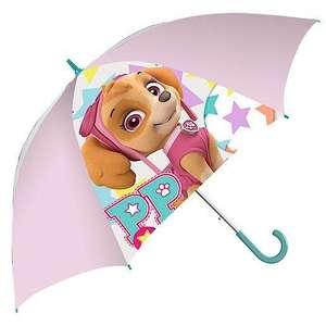 Paraguas infantiles (más modelos en comentarios)