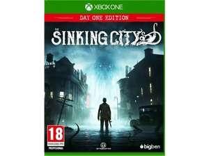 Xbox One The Sinking City, xbox one.