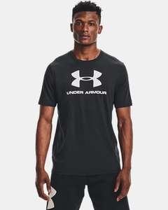 Camiseta Under Armour. Tallas XS a XL (salvo L). También disponible en azul. Envío gratuito a punto de recogida