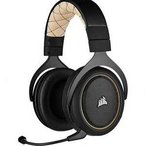 Corsair HS70 Pro Wireless Auriculares Gaming Inalambricos 7.1 Crema
