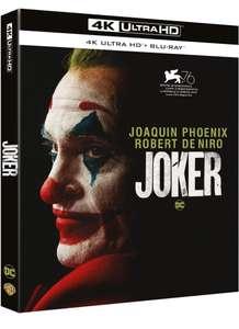 Joker (4K UHD + Blu-ray)