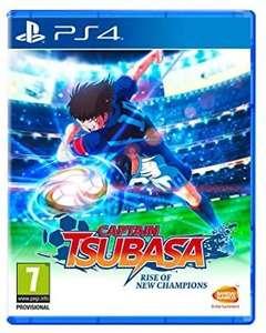 Rec. Muy bueno,Captain Tsubasa: Rise Of New Champions