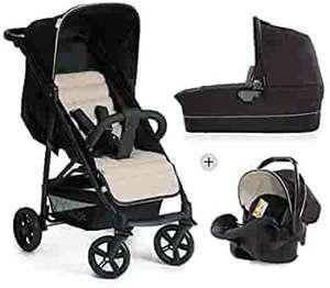 Hauck Rapid 4 Plus Trio Set - 3 en 1 carrito de bebe