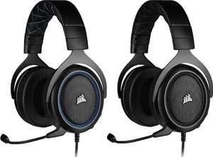 Auriculares Corsair HS50 Pro | Azul y Negro por 49,61 €