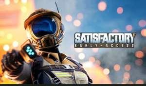 """Juegazo a un precio muy """"Satisfactorio"""" [Satisfactory clave Steam]"""