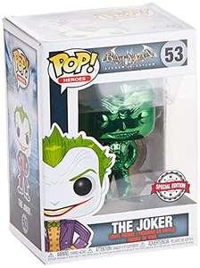Funko POP! Batman – El Joker (Verde Cromado) Edición Especial