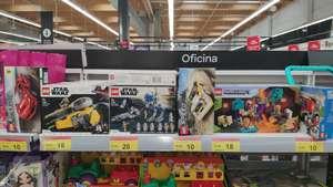 Varios sets de LEGO a 20€ en el Carrefour del Berceo, Logroño