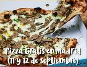 1800 Pizzas GRATIS en Madrid! El FoodTruck del grupo Big Mamma se estrena a lo grande en Madrid el 11 y 12 de septiembre (900 cada día)