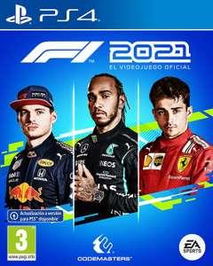 F1 2021 - PS4 Y PS5