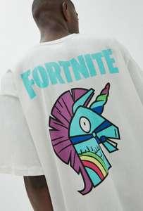 Camiseta Fortnite Pull&Bear