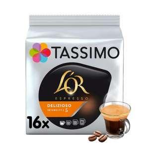 20% de descuento en café Tassimo