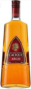 1000ml Ron Cacique Añejo (precio mínimo igualando la promo de Alcampo)