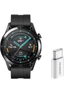 HUAWEI Watch GT2 Sport + USB-C - Smartwatch con Caja de 46 Mm (