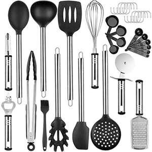 Kit 23 utensilios de cocina