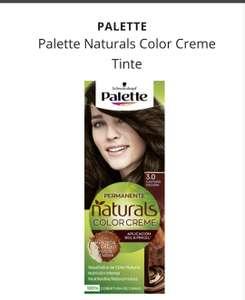 Palette Naturals Color Creme Tinte Marca schwarzkopf En Varios Tonos