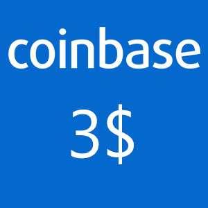 3$ GRATIS en Coinbase [ANKR]