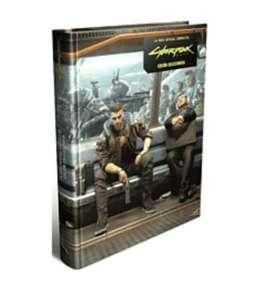 Guía oficial - Cyberpunk 2077 (Ed. Coleccionista)