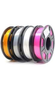 Eono Silk PLA pack 4x250gr (1kg)