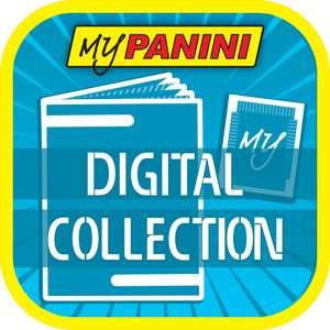 Un sobre gratis cada día para todos los álbumes digitales MyPanini (LaLiga, UEFA EURO 2020, FIFA 365, Superliga LVP, balonmano, voleibol)
