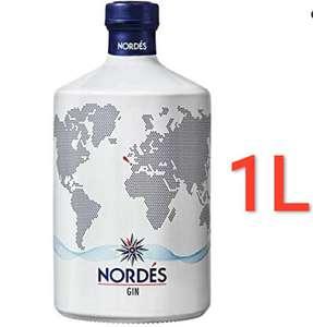 1000ml Ginebra Premium nacional Nordés