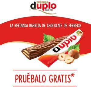 Prueba Gratis Ferrero Duplo (reembolso)