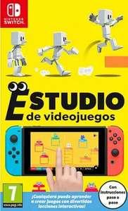 Estudio de Videojuegos [Nintendo Switch] (mínimo histórico precompra)