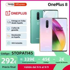 OnePlus 8/8T con ofertas