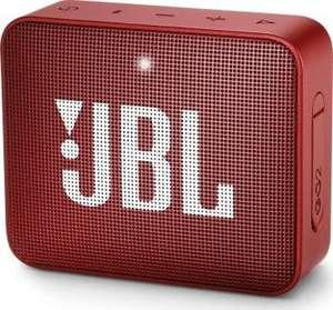 JBL GO 2 en color rojo
