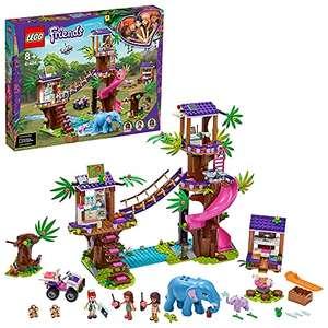 LEGO FRIENDS BASE DE RESCATE EN LA SELVA
