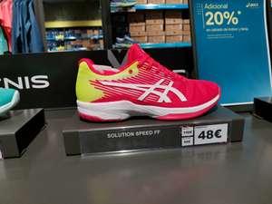 Asícs solution speed ff - zapatillas tenis