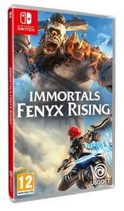 Immortals Fenyx Rising para Nintendo Switch y Ps4
