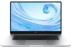 HUAWEI MateBook D 15 i3-10110U, 8GB+256GB, Intel® UHD, W10 + Raton Bluetooth gratis