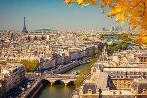 Vuelos ida y vuelta a París desde 25€ para Octubre