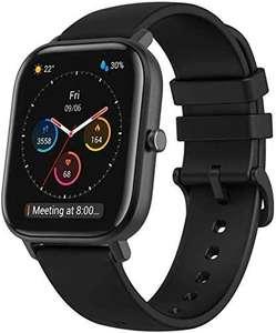 Amazfit GTS Smartwatch Fitness tracker con multitud de perfiles de actividad físcia y con GPS embebido, resistencia al agua 5 ATM