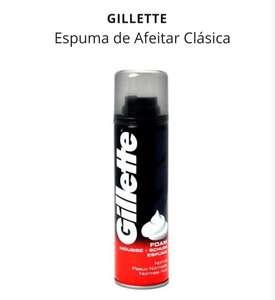 GILLETTE Espuma de Afeitar Clásica